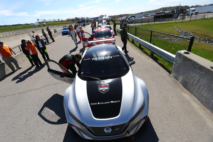 Coupe Nissan Micra Cup in Photos, May 17-19 | CANADIAN TIRE MOTORSPORT PARK, ON - 34-190522163154
