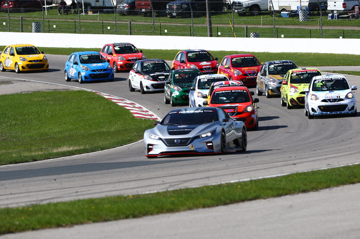 Coupe Nissan Sentra Cup in Photos, May 17-19 | CANADIAN TIRE MOTORSPORT PARK, ON - 34-190522163158
