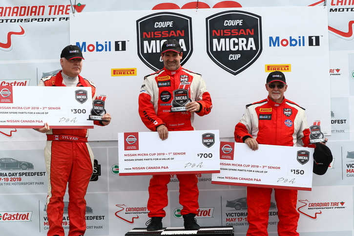 Coupe Nissan Micra Cup in Photos, May 17-19 | CANADIAN TIRE MOTORSPORT PARK, ON - 34-190522163203