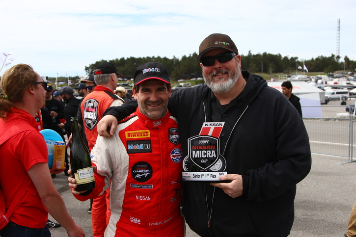 Coupe Nissan Micra Cup in Photos, May 17-19 | CANADIAN TIRE MOTORSPORT PARK, ON - 34-190522163336