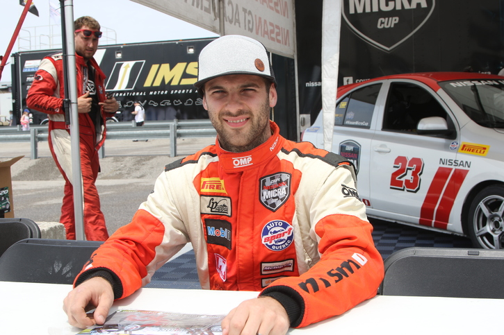 Coupe Nissan Sentra Cup in Photos, May 17-19 | CANADIAN TIRE MOTORSPORT PARK, ON - 34-190522163544