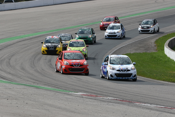 Coupe Nissan Micra Cup in Photos, May 17-19 | CANADIAN TIRE MOTORSPORT PARK, ON - 34-190522163604