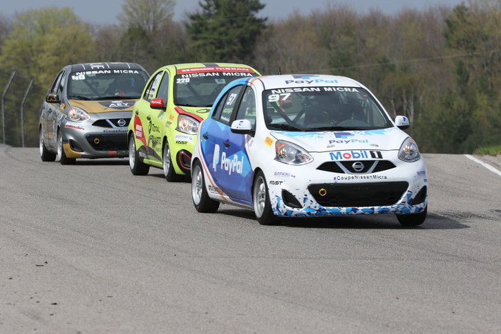Coupe Nissan Micra Cup in Photos, May 17-19 | CANADIAN TIRE MOTORSPORT PARK, ON - 34-190522163611