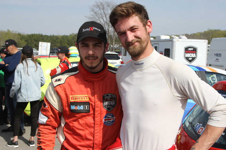 Coupe Nissan Micra Cup in Photos, May 17-19 | CANADIAN TIRE MOTORSPORT PARK, ON - 34-190522163806