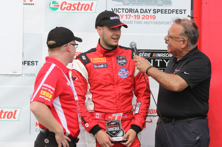 Coupe Nissan Micra Cup in Photos, May 17-19 | CANADIAN TIRE MOTORSPORT PARK, ON - 34-190522163813