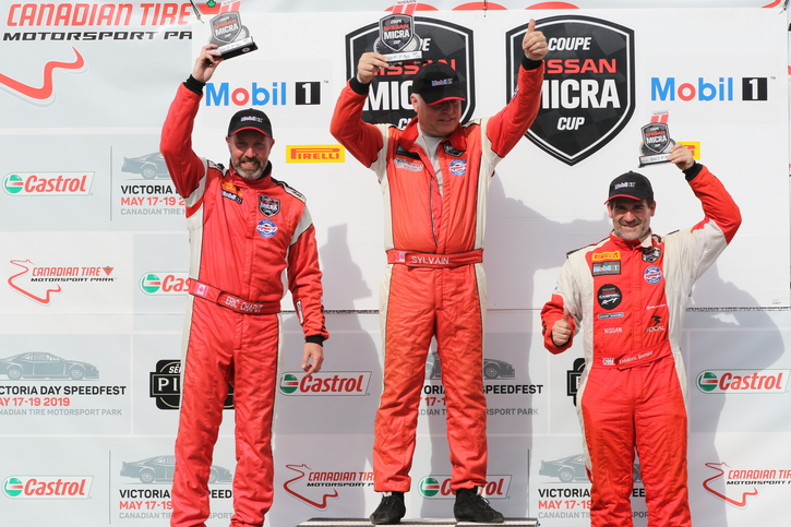 Coupe Nissan Micra Cup in Photos, May 17-19 | CANADIAN TIRE MOTORSPORT PARK, ON - 34-190522163816