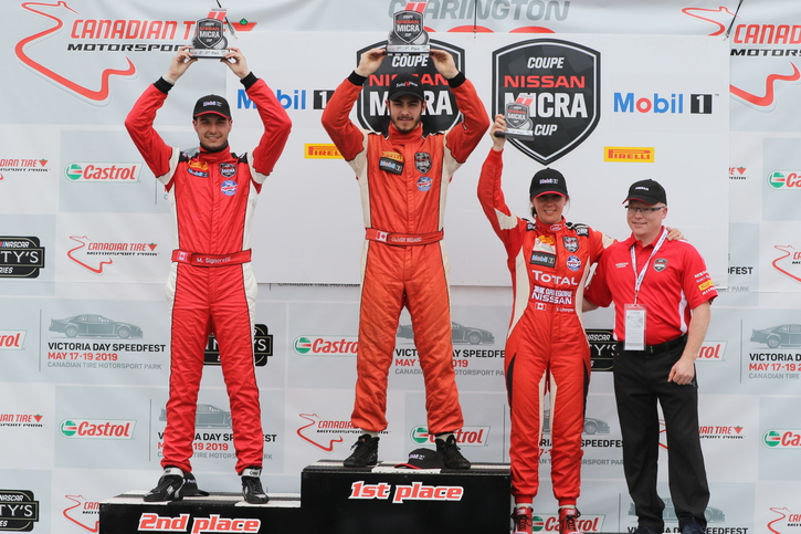 Coupe Nissan Micra Cup in Photos, May 17-19 | CANADIAN TIRE MOTORSPORT PARK, ON - 34-190522163818