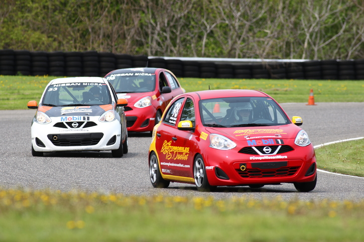 Coupe Nissan Micra Cup in Photos, June 1-2 | Calabogie Motorsport Park, ON - 35-190604021057
