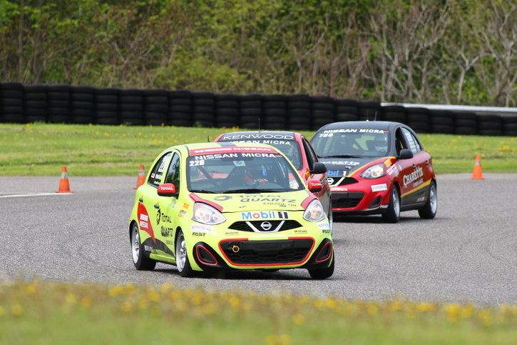 Coupe Nissan Micra Cup in Photos, June 1-2 | Calabogie Motorsport Park, ON - 35-190604021109