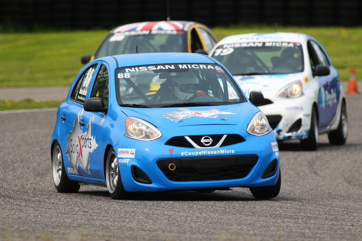 Coupe Nissan Micra Cup in Photos, June 1-2 | Calabogie Motorsport Park, ON - 35-190604021112