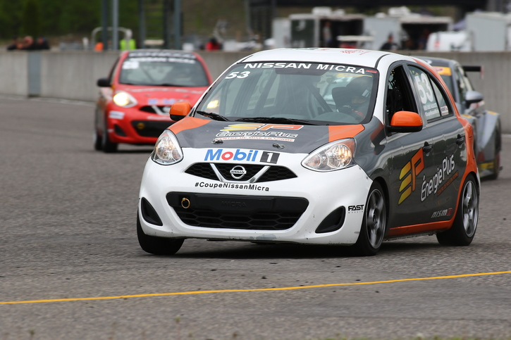Coupe Nissan Micra Cup in Photos, June 1-2 | Calabogie Motorsport Park, ON - 35-190604021122