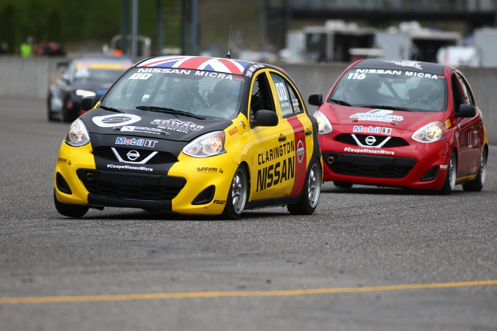 Coupe Nissan Micra Cup in Photos, June 1-2 | Calabogie Motorsport Park, ON - 35-190604021125
