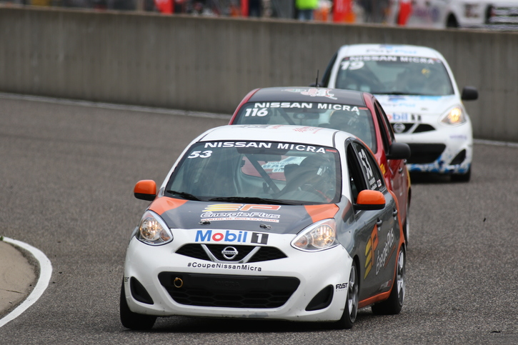 Coupe Nissan Micra Cup in Photos, June 1-2 | Calabogie Motorsport Park, ON - 35-190604021129