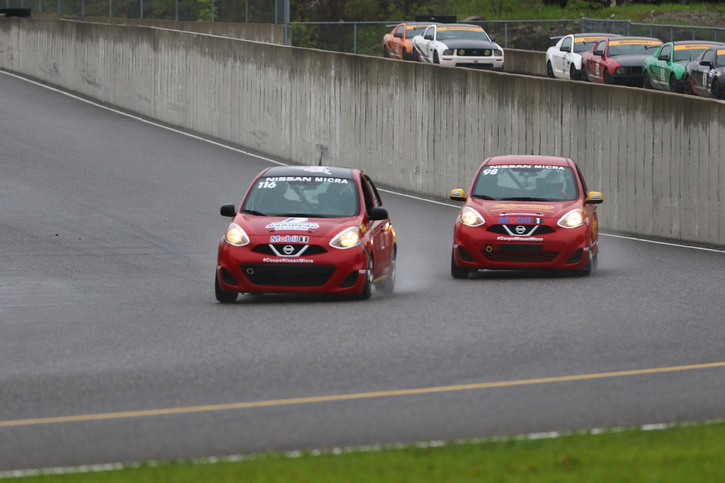 Coupe Nissan Micra Cup in Photos, June 1-2 | Calabogie Motorsport Park, ON - 35-190604021329