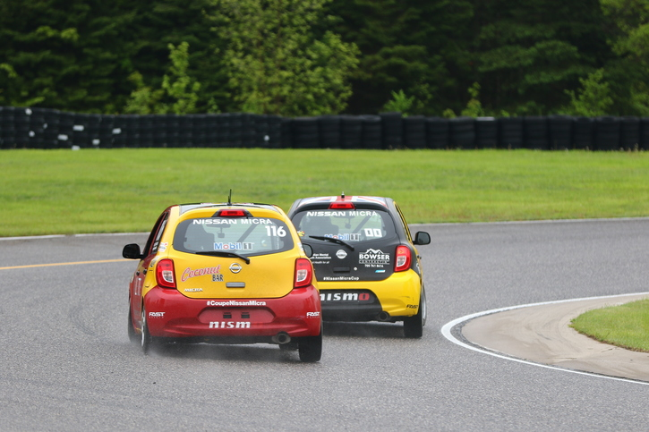 Coupe Nissan Micra Cup in Photos, June 1-2 | Calabogie Motorsport Park, ON - 35-190604021455