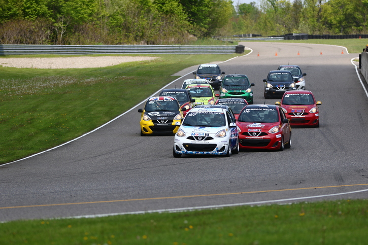 Coupe Nissan Micra Cup in Photos, June 1-2 | Calabogie Motorsport Park, ON - 35-190604021501