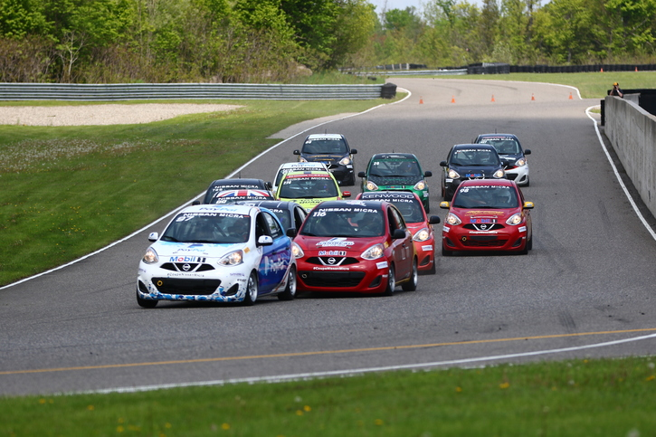 Coupe Nissan Micra Cup in Photos, June 1-2 | Calabogie Motorsport Park, ON - 35-190604021506