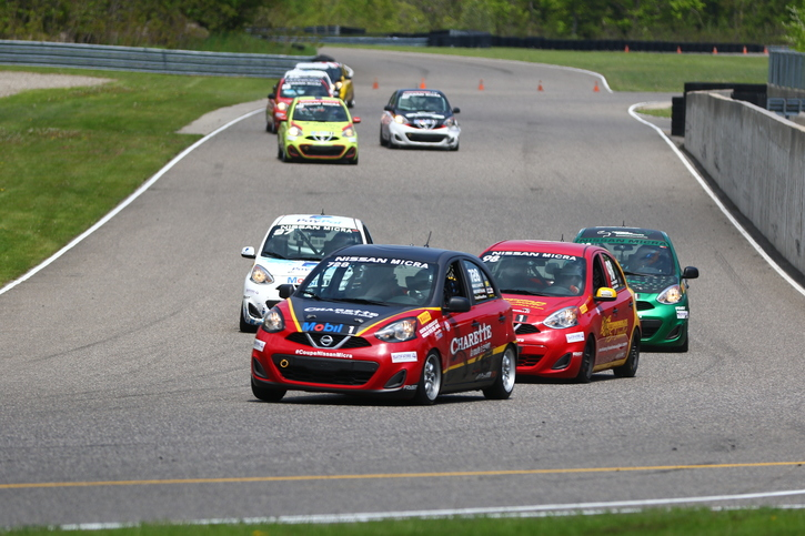 Coupe Nissan Micra Cup in Photos, June 1-2 | Calabogie Motorsport Park, ON - 35-190604021511