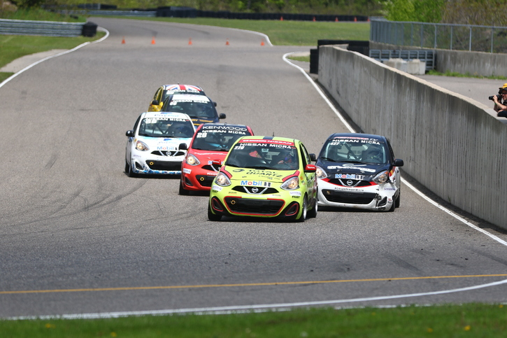 Coupe Nissan Micra Cup in Photos, June 1-2 | Calabogie Motorsport Park, ON - 35-190604021516
