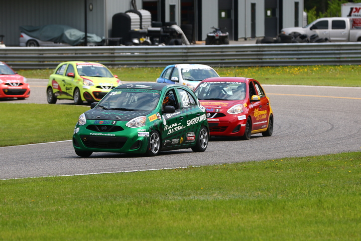 Coupe Nissan Micra Cup in Photos, June 1-2 | Calabogie Motorsport Park, ON - 35-190604021645