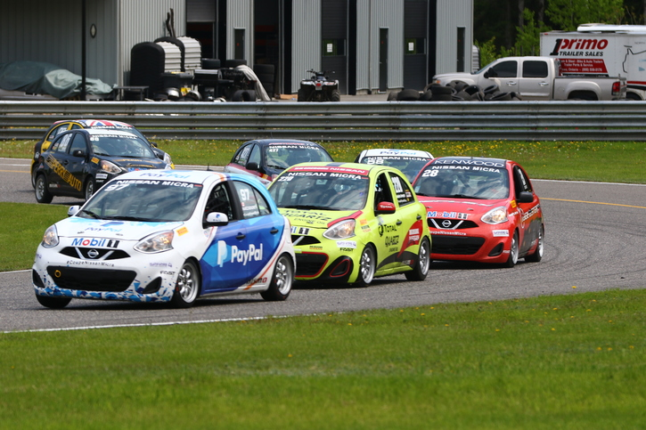 Coupe Nissan Micra Cup in Photos, June 1-2 | Calabogie Motorsport Park, ON - 35-190604021657