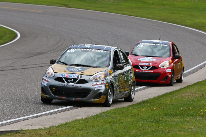 Coupe Nissan Micra Cup in Photos, June 1-2 | Calabogie Motorsport Park, ON - 35-190604021704