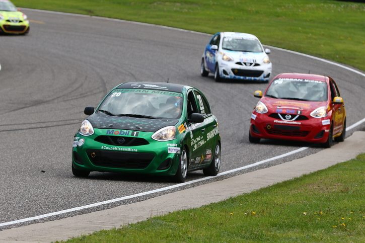 Coupe Nissan Micra Cup in Photos, June 1-2 | Calabogie Motorsport Park, ON - 35-190604021708