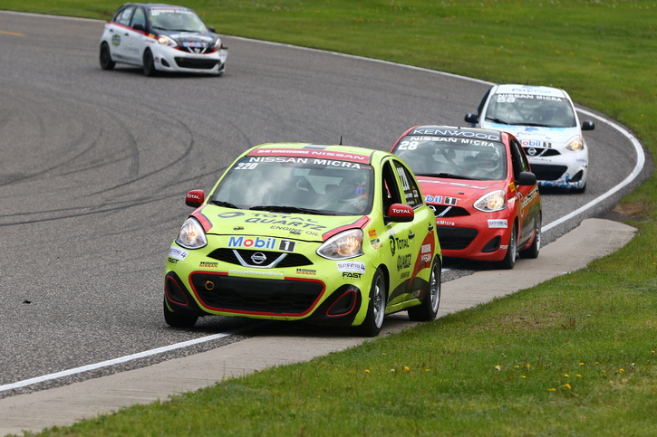 Coupe Nissan Micra Cup in Photos, June 1-2 | Calabogie Motorsport Park, ON - 35-190604021711
