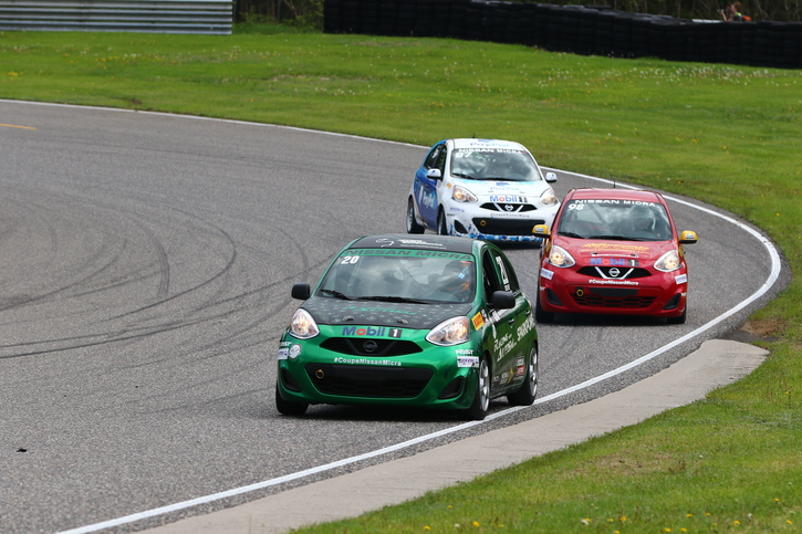 Coupe Nissan Micra Cup in Photos, June 1-2 | Calabogie Motorsport Park, ON - 35-190604021713