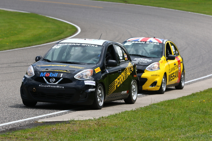 Coupe Nissan Micra Cup in Photos, June 1-2 | Calabogie Motorsport Park, ON - 35-190604021719