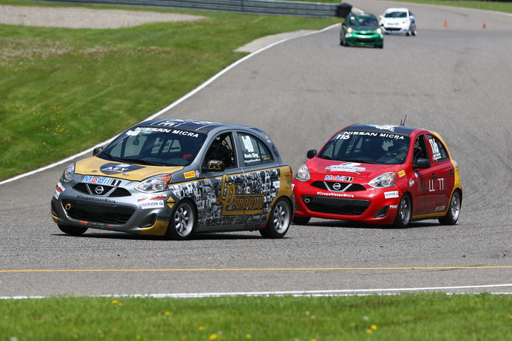 Coupe Nissan Micra Cup in Photos, June 1-2 | Calabogie Motorsport Park, ON - 35-190604021722