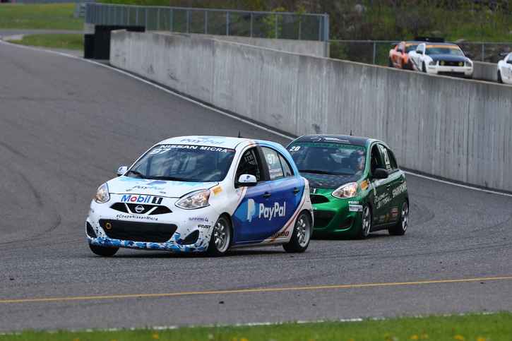 Coupe Nissan Micra Cup in Photos, June 1-2 | Calabogie Motorsport Park, ON - 35-190604021912