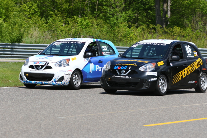 Coupe Nissan Micra Cup in Photos, June 1-2 | Calabogie Motorsport Park, ON - 35-190604021921