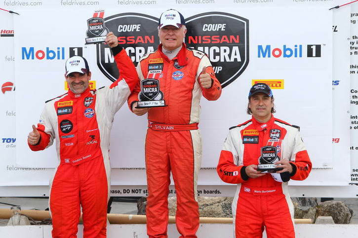 Coupe Nissan Micra Cup in Photos, June 1-2 | Calabogie Motorsport Park, ON - 35-190604021940
