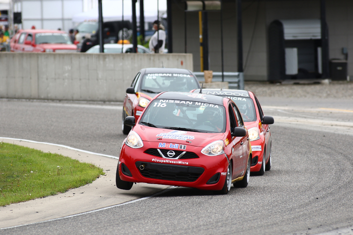 Coupe Nissan Micra Cup in Photos, June 1-2 | Calabogie Motorsport Park, ON - 35-190604022006