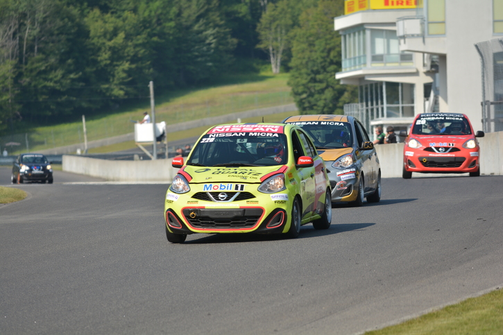 Coupe Nissan Micra Cup in Photos, JULY 26-28 | CIRCUIT MONT-TREMBLANT, QC - 36-190729011228