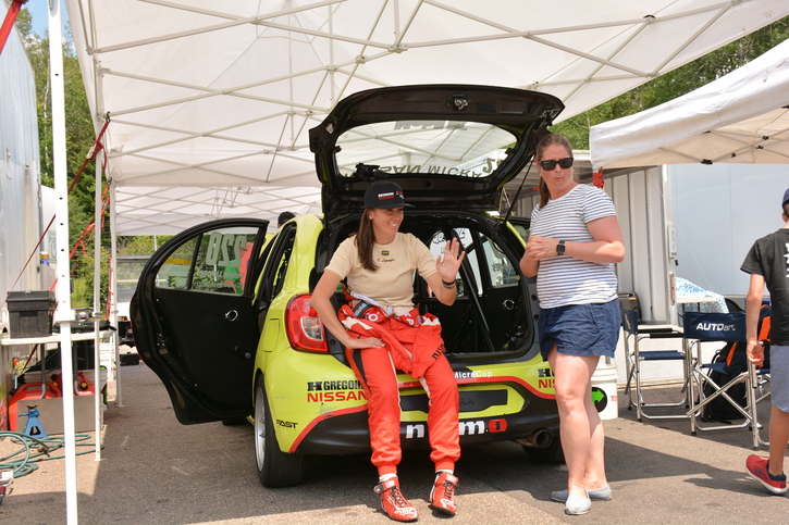 Coupe Nissan Micra Cup in Photos, JULY 26-28 | CIRCUIT MONT-TREMBLANT, QC - 36-190729011253