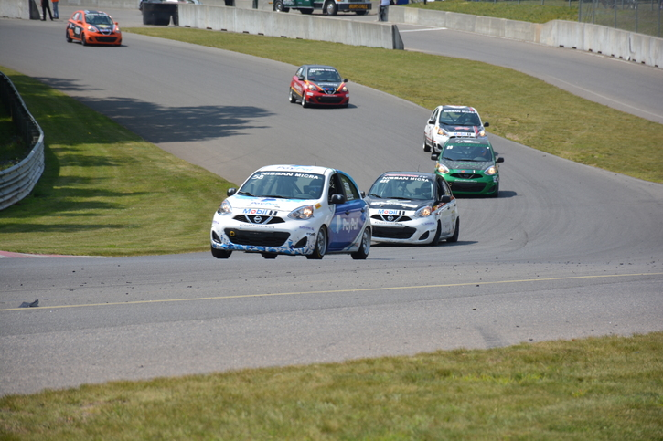 Coupe Nissan Micra Cup in Photos, JULY 26-28 | CIRCUIT MONT-TREMBLANT, QC - 36-190729011257