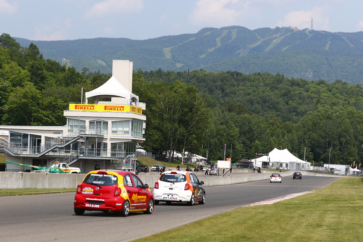 Coupe Nissan Micra Cup in Photos, JULY 26-28 | CIRCUIT MONT-TREMBLANT, QC - 36-190729011538