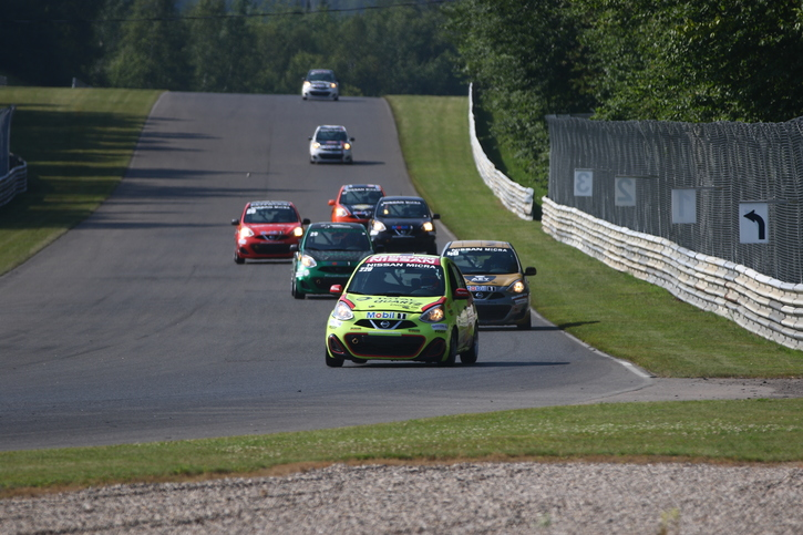 Coupe Nissan Micra Cup in Photos, JULY 26-28 | CIRCUIT MONT-TREMBLANT, QC - 36-190729011814