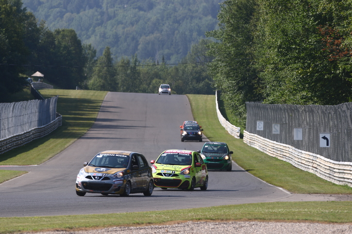 Coupe Nissan Micra Cup in Photos, JULY 26-28 | CIRCUIT MONT-TREMBLANT, QC - 36-190729011821