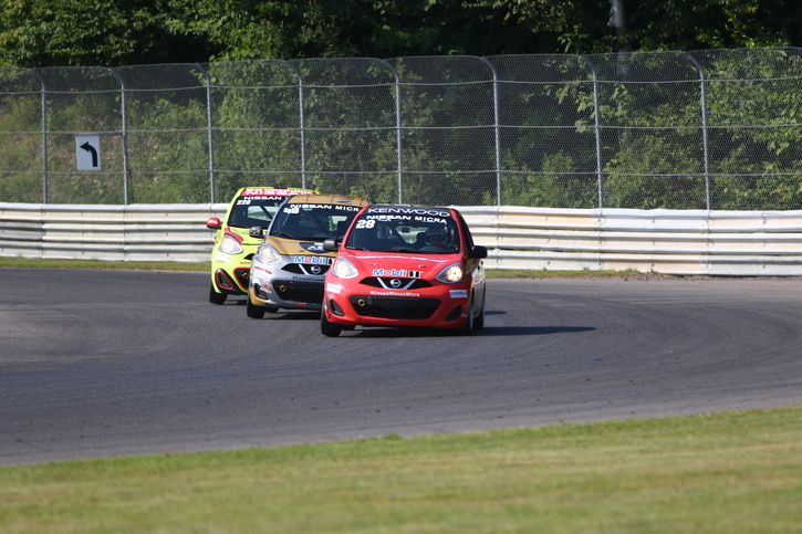 Coupe Nissan Micra Cup in Photos, JULY 26-28 | CIRCUIT MONT-TREMBLANT, QC - 36-190729011827