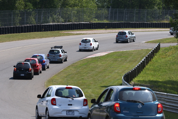 Coupe Nissan Micra Cup in Photos, JULY 26-28 | CIRCUIT MONT-TREMBLANT, QC - 36-190729011851