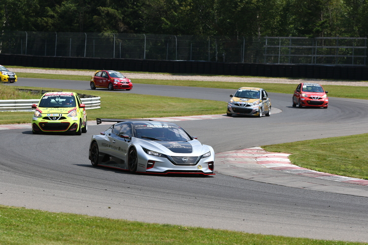 Coupe Nissan Micra Cup in Photos, JULY 26-28 | CIRCUIT MONT-TREMBLANT, QC - 36-190729012009