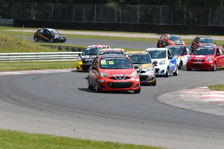 Coupe Nissan Micra Cup in Photos, JULY 26-28 | CIRCUIT MONT-TREMBLANT, QC - 36-190729012018