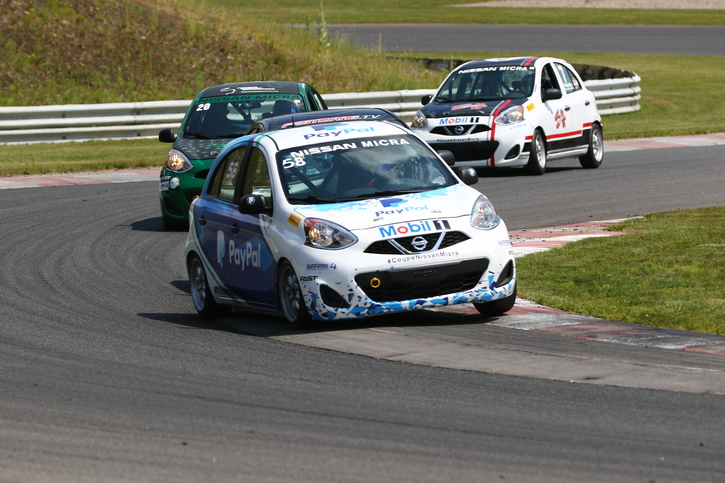 Coupe Nissan Micra Cup in Photos, JULY 26-28 | CIRCUIT MONT-TREMBLANT, QC - 36-190729012022