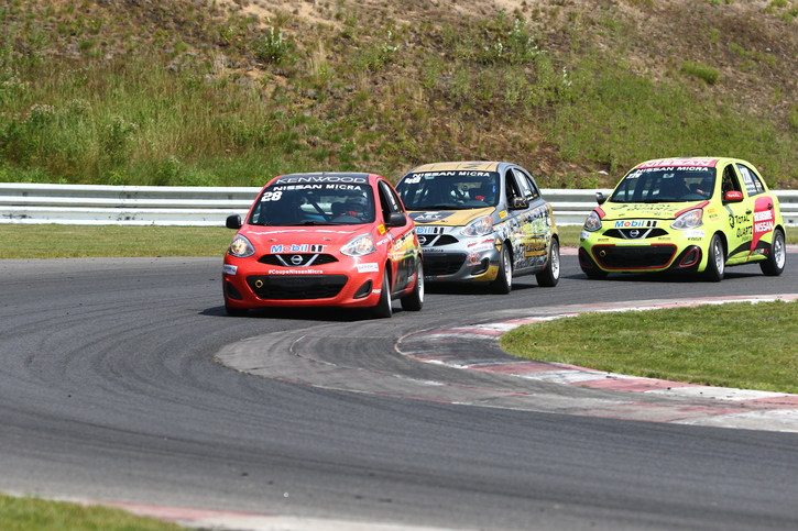 Coupe Nissan Micra Cup in Photos, JULY 26-28 | CIRCUIT MONT-TREMBLANT, QC - 36-190729012030