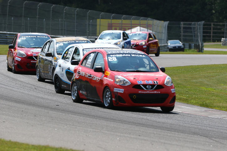 Coupe Nissan Micra Cup in Photos, JULY 26-28 | CIRCUIT MONT-TREMBLANT, QC - 36-190729012042