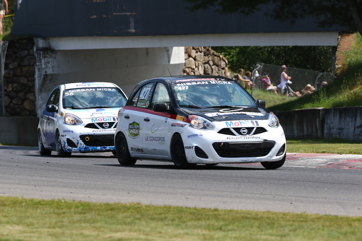 Coupe Nissan Micra Cup in Photos, JULY 26-28 | CIRCUIT MONT-TREMBLANT, QC - 36-190729012044
