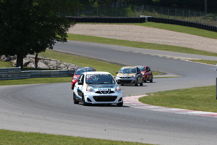 Coupe Nissan Micra Cup in Photos, JULY 26-28 | CIRCUIT MONT-TREMBLANT, QC - 36-190729012047